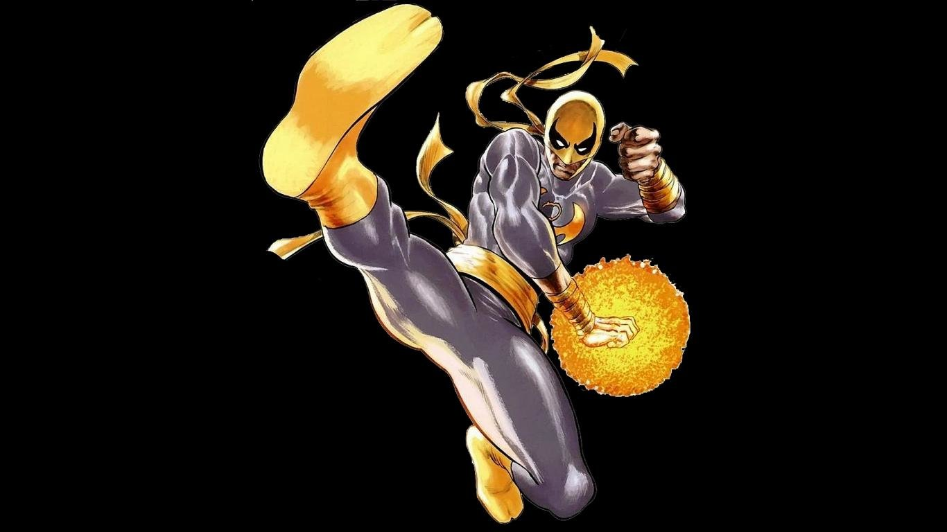 Free Iron Fist High Quality Wallpaper ID254154 For Hd 1366x768 Computer