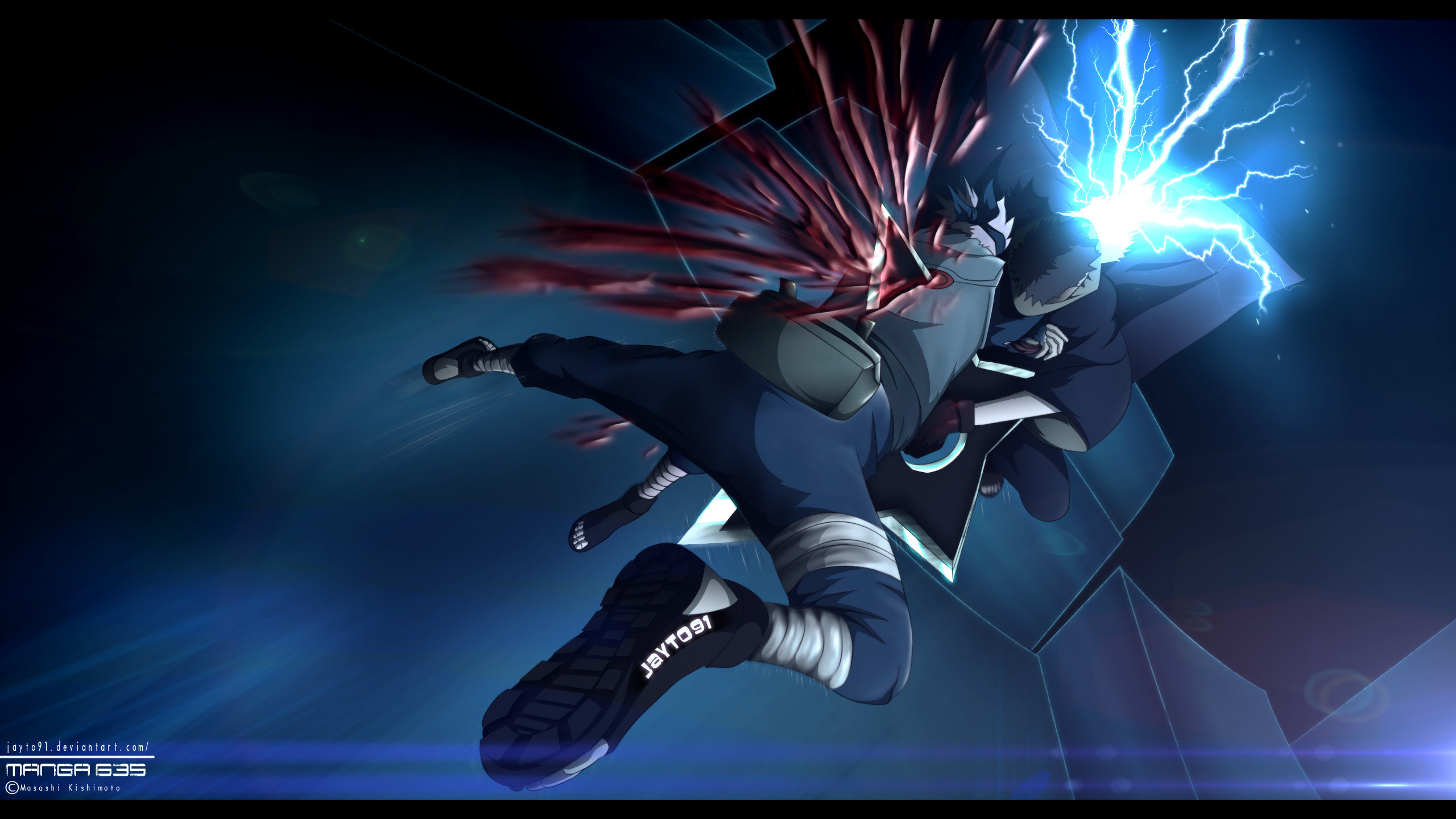 Best Kakashi Hatake background ID:396145 for High Resolution hd 2560x1440 PC