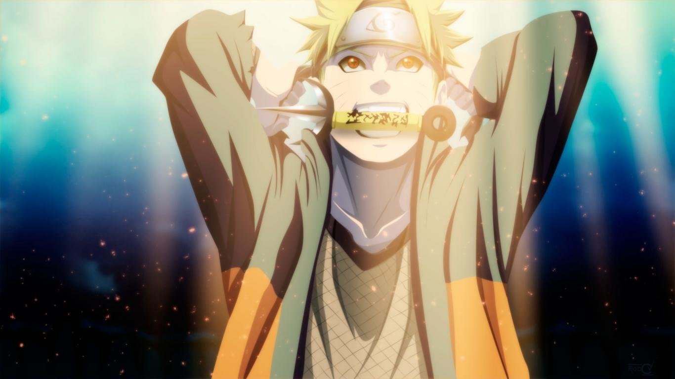 Awesome Naruto Uzumaki free background ID:396333 for hd 1366x768 computer
