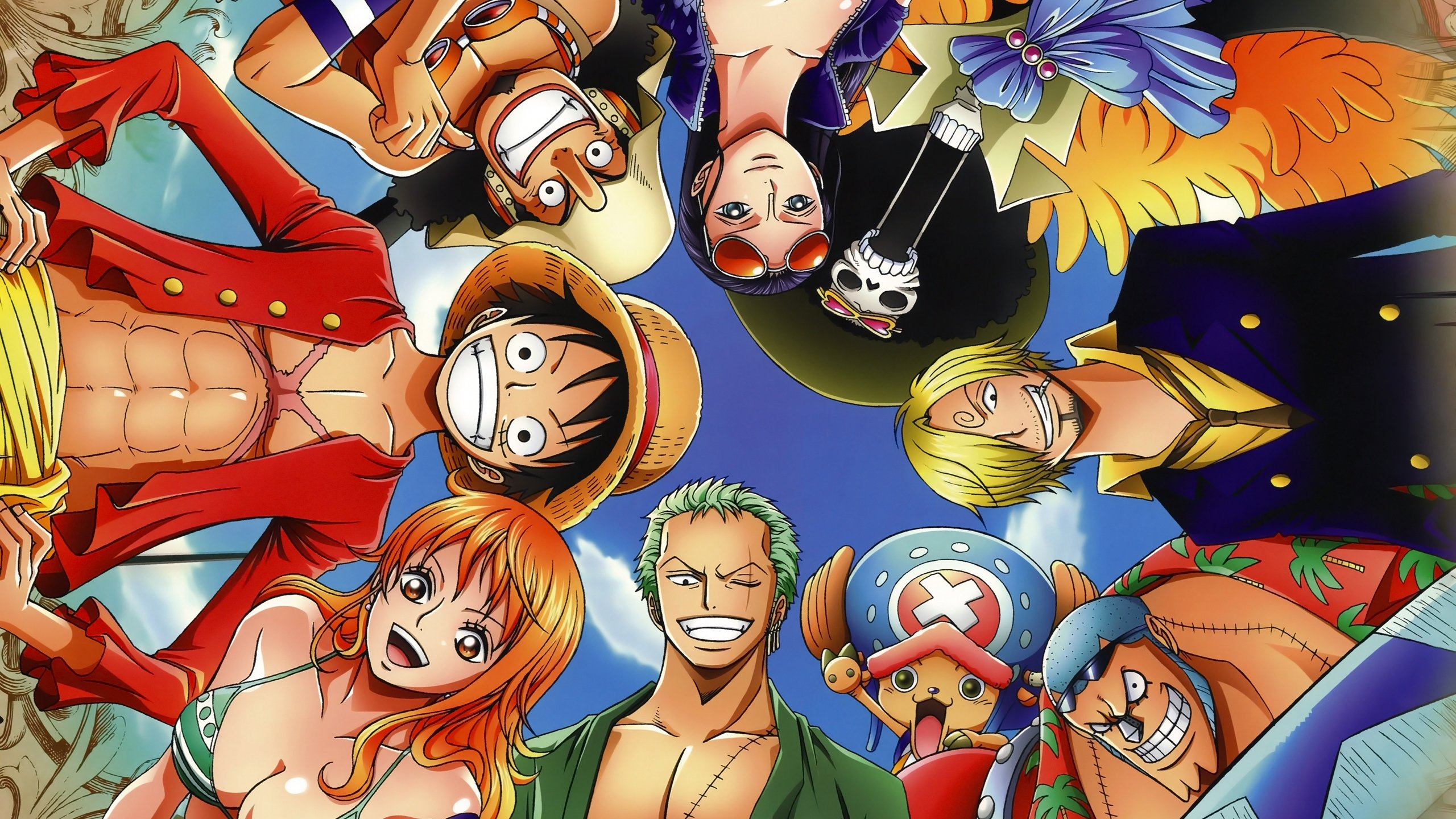 Free download One Piece background ID:313872 hd 2560x1440 for computer