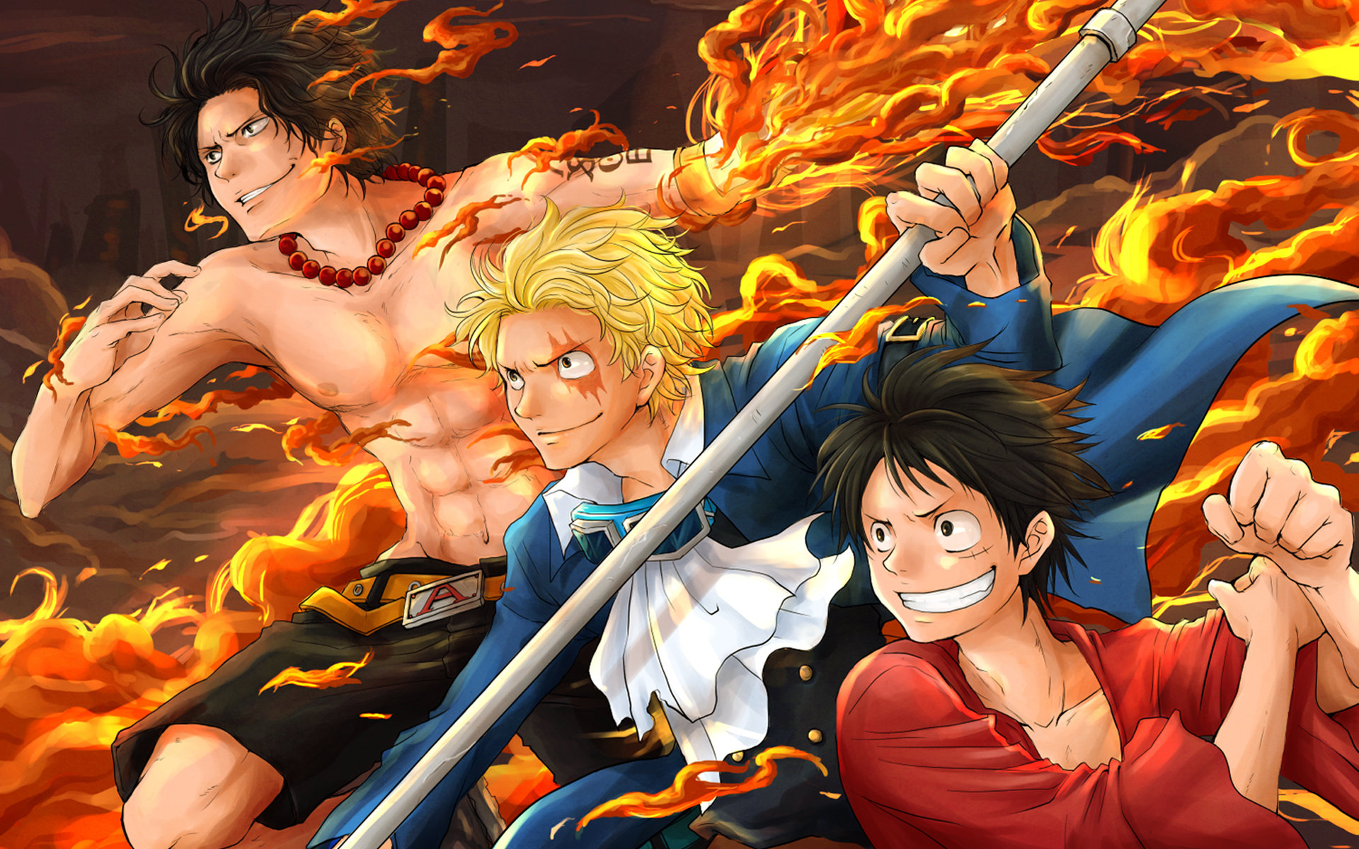 High resolution One Piece hd 1920x1200 wallpaper ID:313863 for desktop