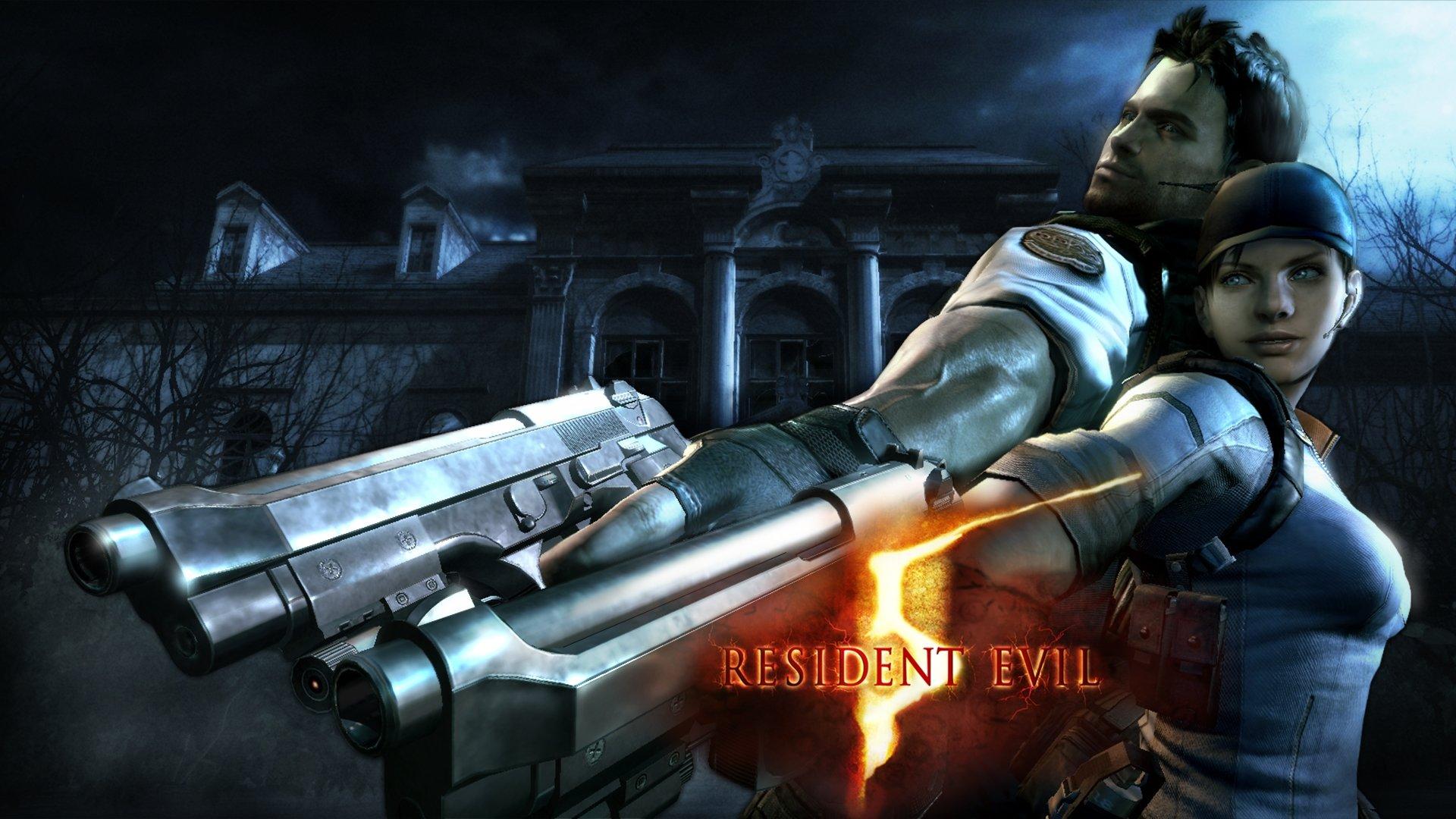 Resident Evil 5 Wallpapers 1920x1080 Full Hd 1080p Desktop