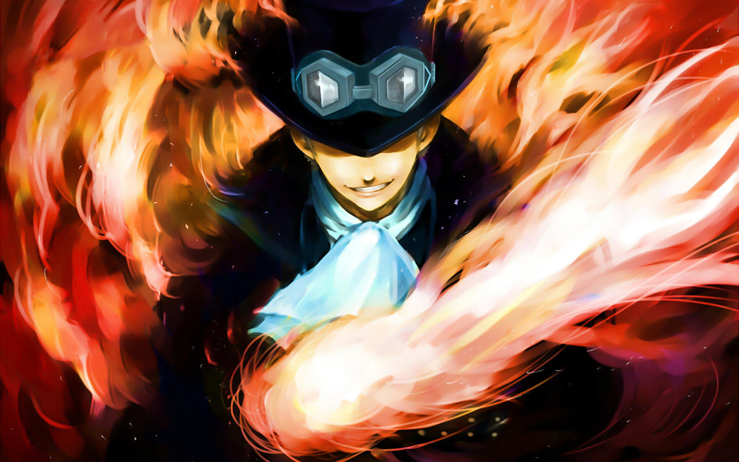 Download hd 1440x900 Sabo (One Piece) desktop background ID:313933 for free