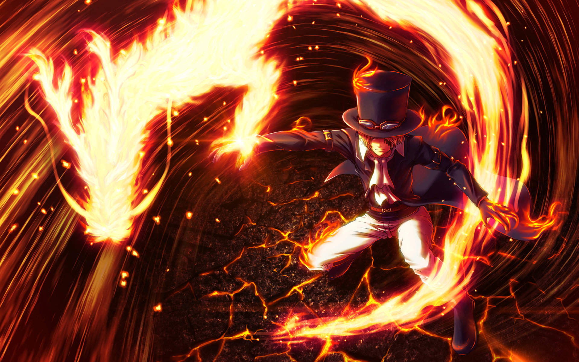Best Sabo (One Piece) wallpaper ID:313926 for High Resolution hd 1920x1200 desktop