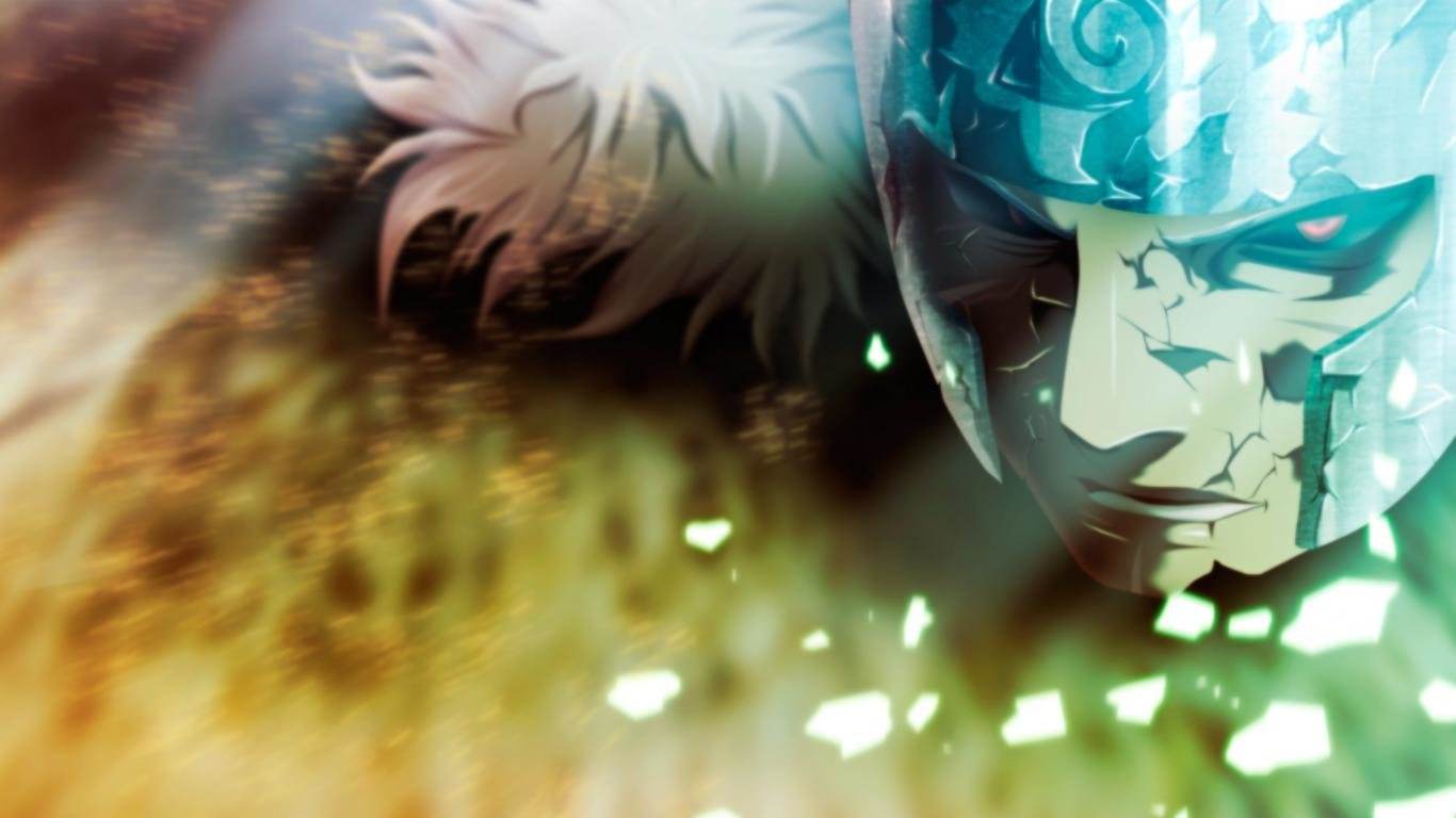 Download 1366x768 laptop Tobirama Senju desktop wallpaper ID:395602 for free