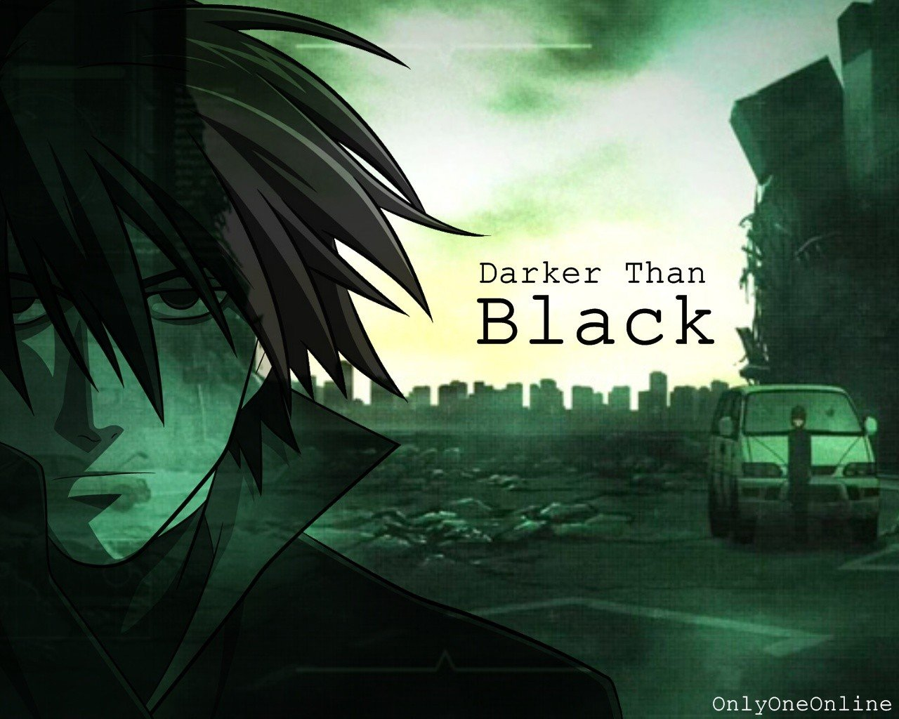 Awesome Darker Than Black free wallpaper ID:110169 for hd 1280x1024 computer