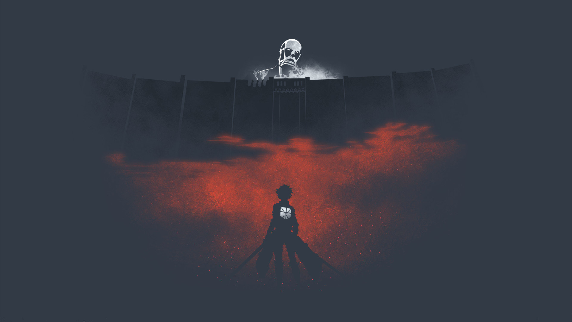 Attack On Titan Wallpapers 1920x1080 Full Hd 1080p Desktop Backgrounds