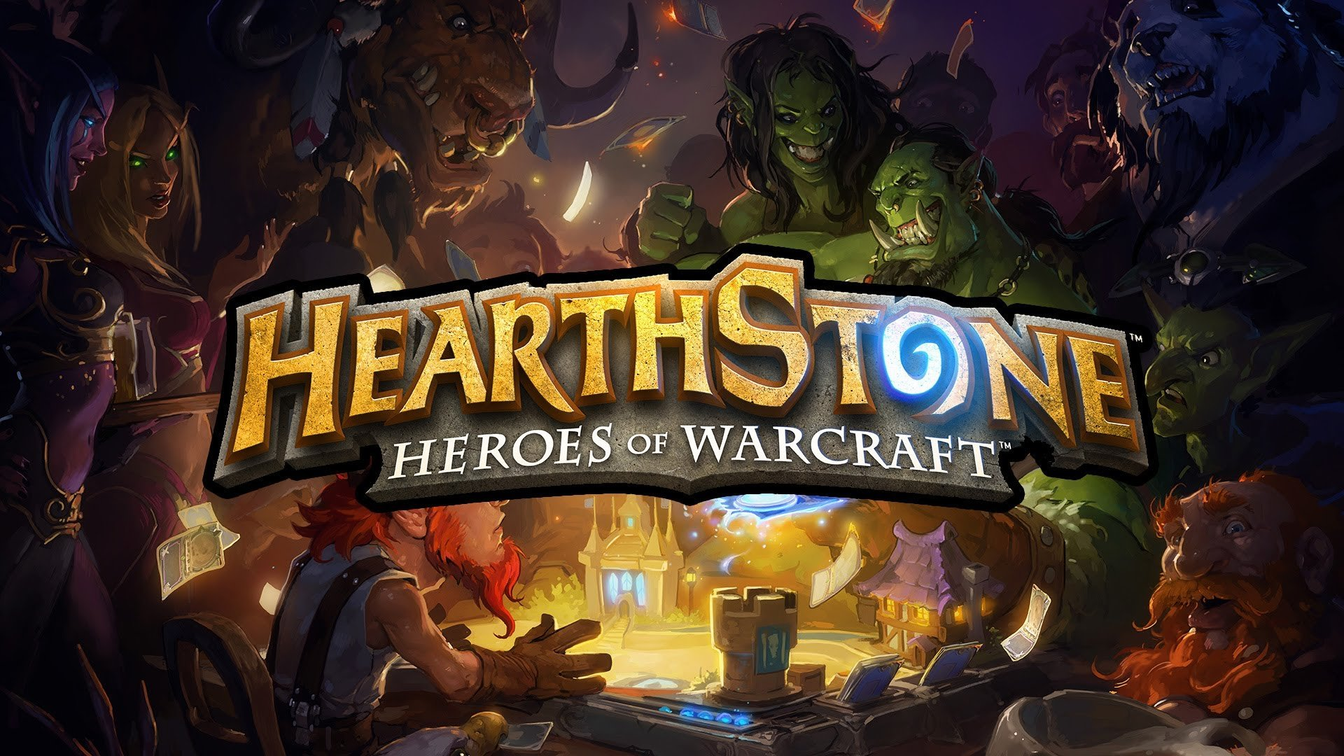 Free Hearthstone high quality wallpaper ID:84018 for 1080p desktop