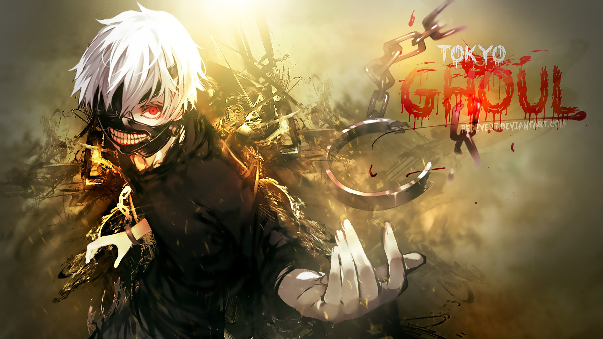 Free Ken Kaneki high quality wallpaper ID:150139 for full hd 1920x1080 computer