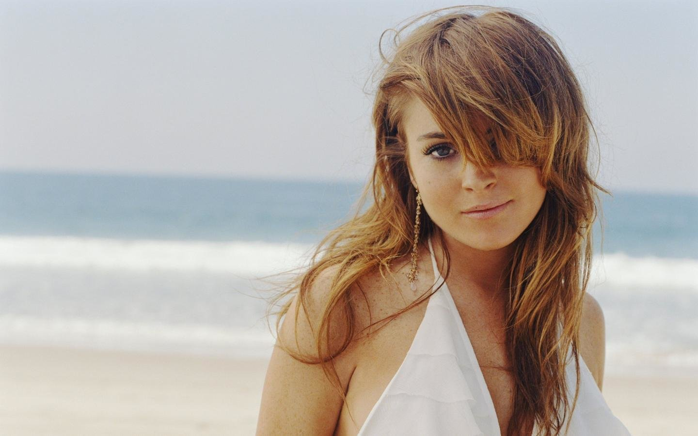 Download hd 1440x900 Lindsay Lohan desktop wallpaper ID:290201 for free