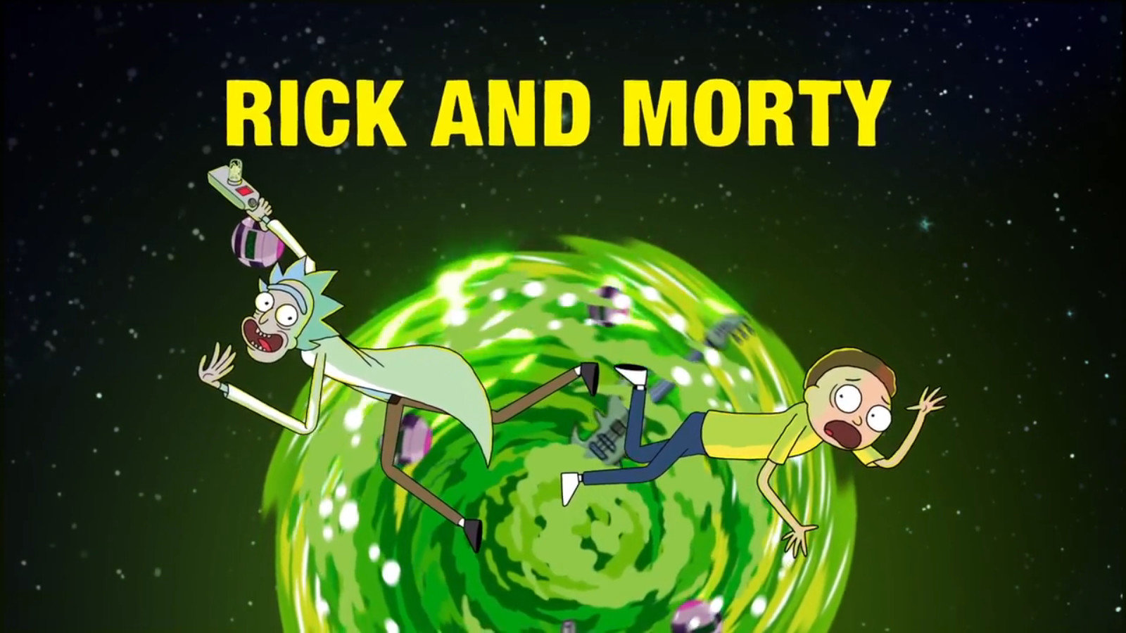 high resolution rick and morty hd 1600x900 background id 470630 for