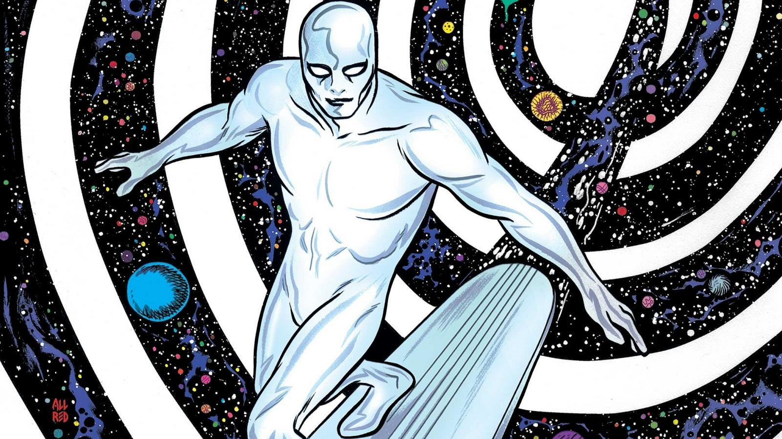 Free Silver Surfer High Quality Background ID165192 For Hd 1600x900 Desktop