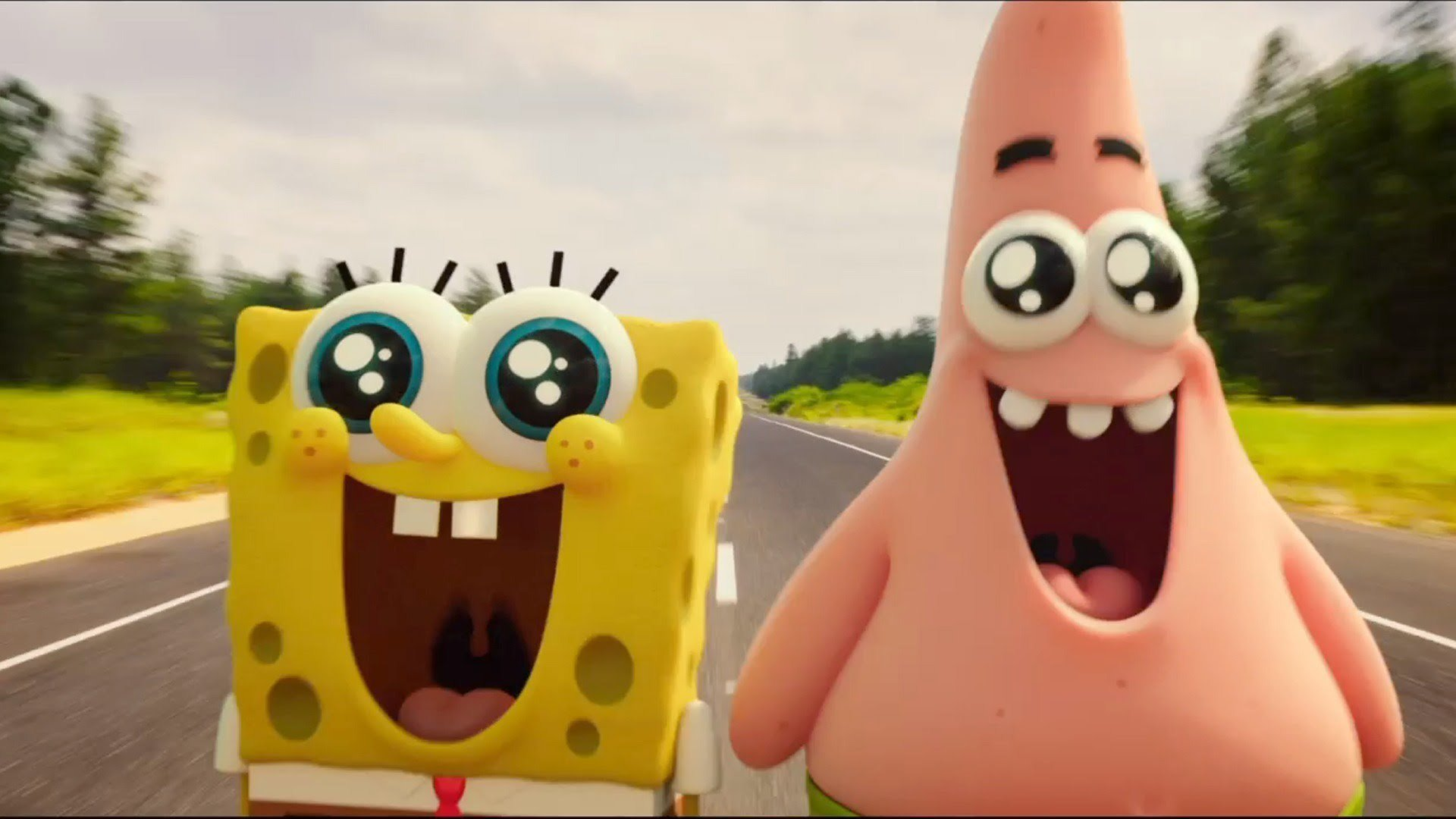high resolution the spongebob movie: sponge out of water hd