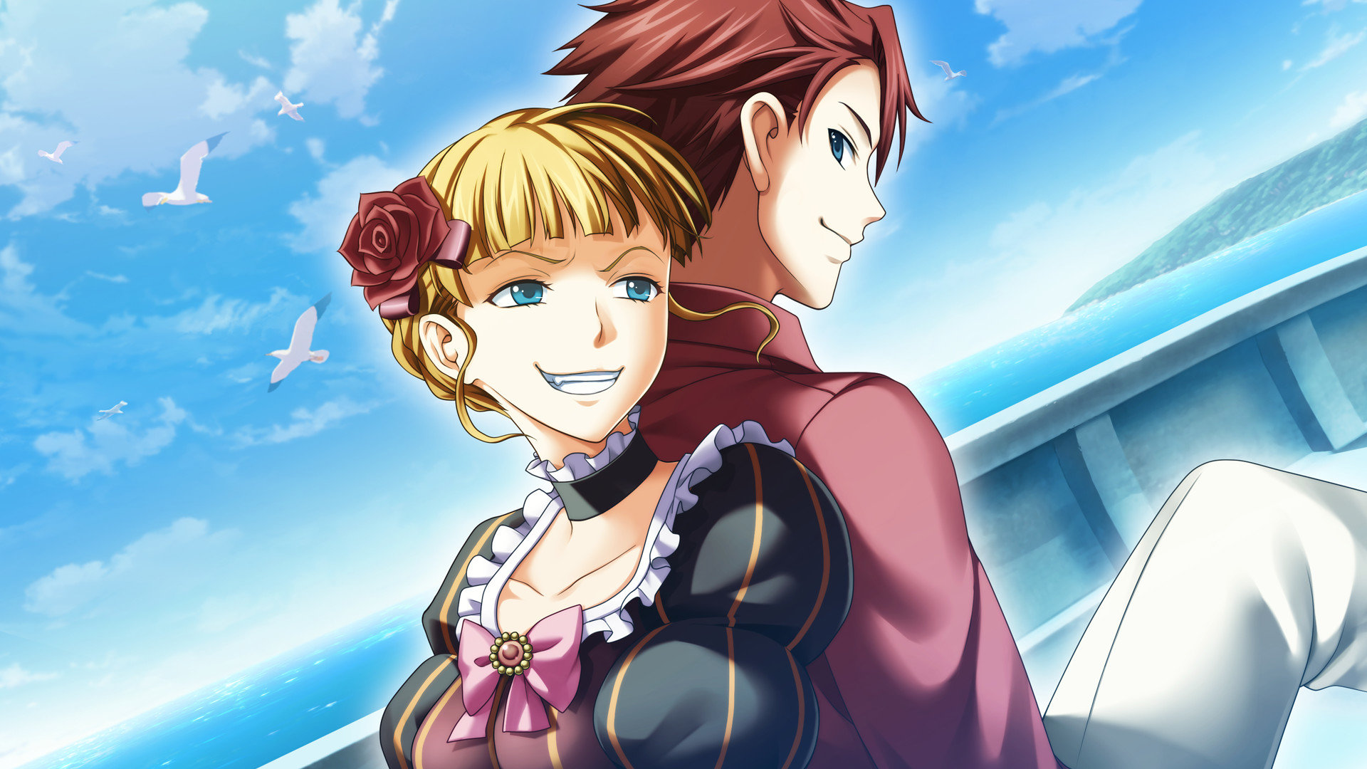 Free Umineko (no naku koro ni) high quality background ID:27129 for full hd 1080p PC