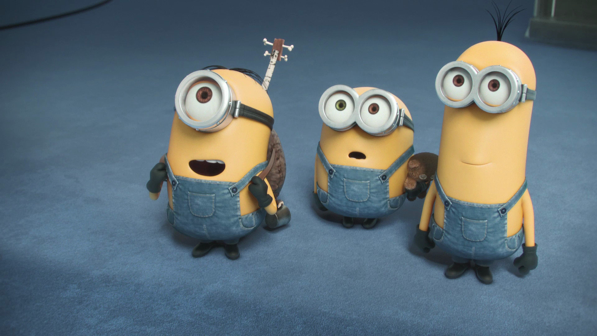 Free Minions high quality background ID:70243 for full hd 1920x1080 PC