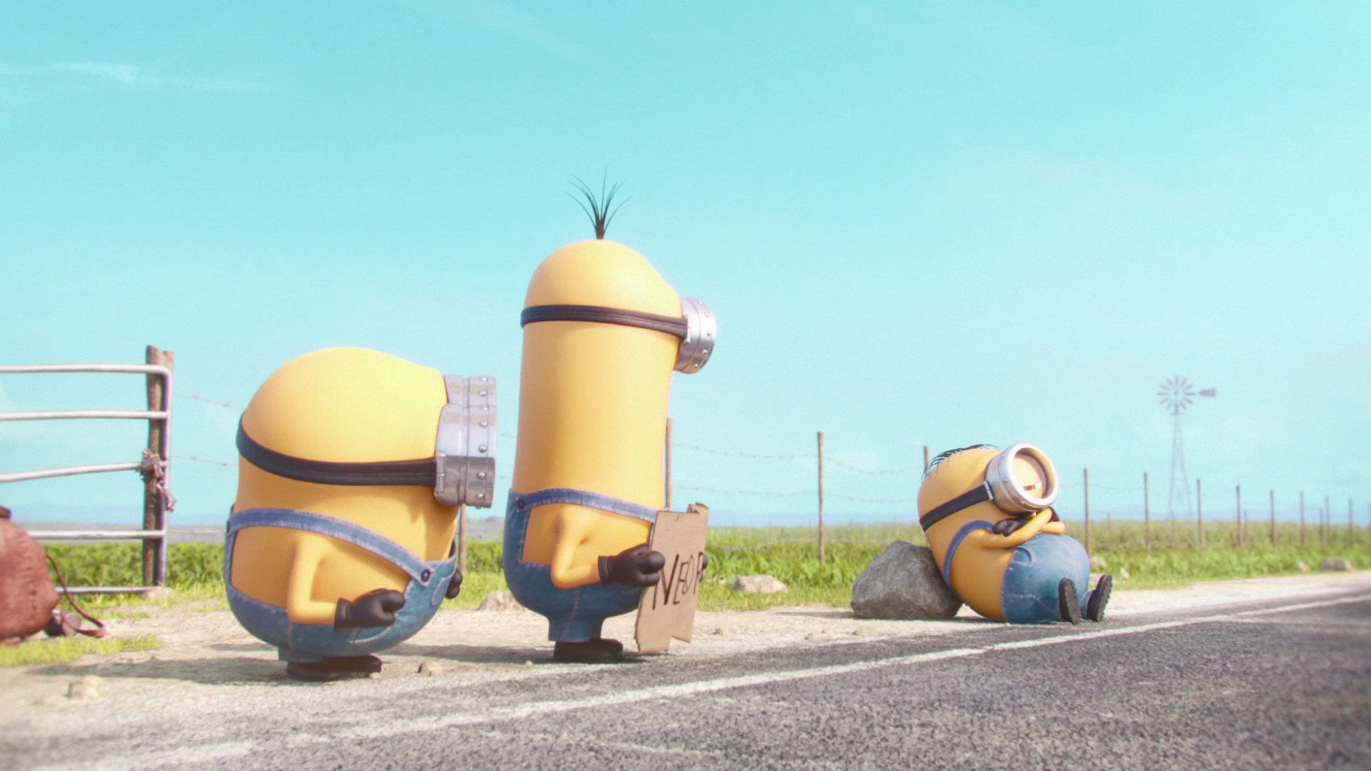 High resolution Minions full hd background ID:70251 for PC