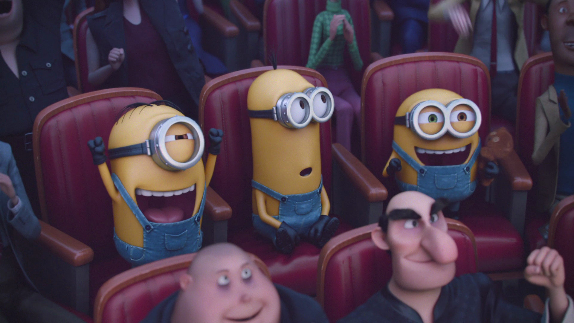 Free download Minions wallpaper ID:70245 1080p for computer