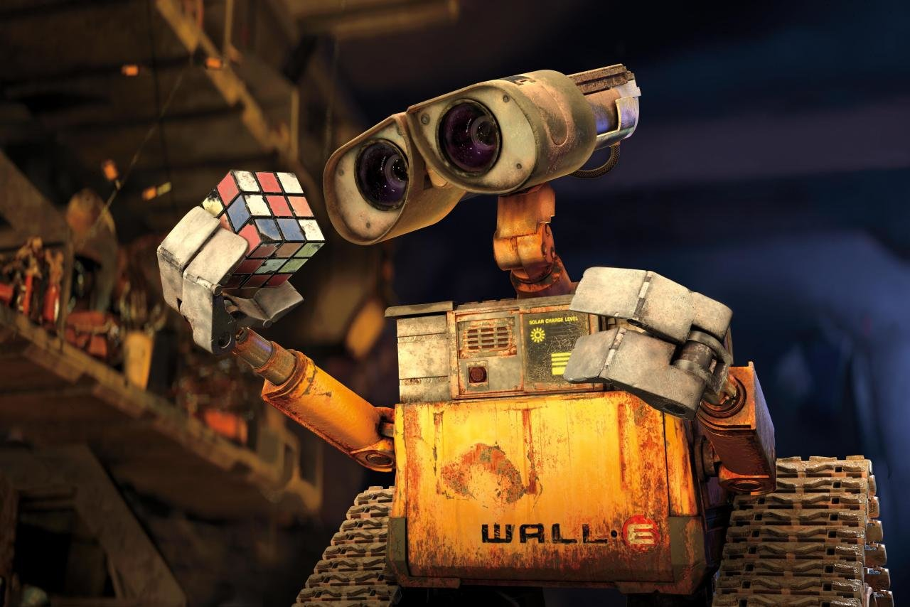 Best Wall.E background ID:25885 for High Resolution hd 1280x854 computer