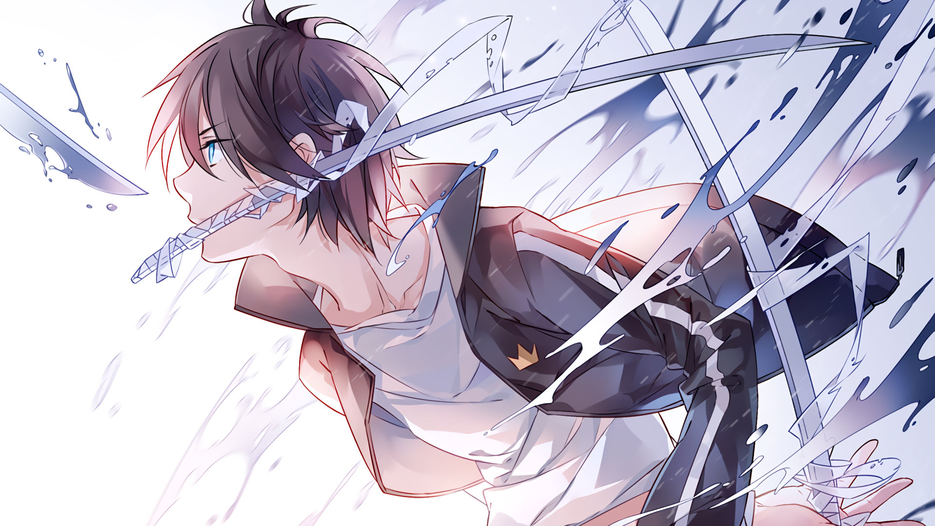 Awesome Yato (Noragami) free background ID:450335 for hd 1080p PC