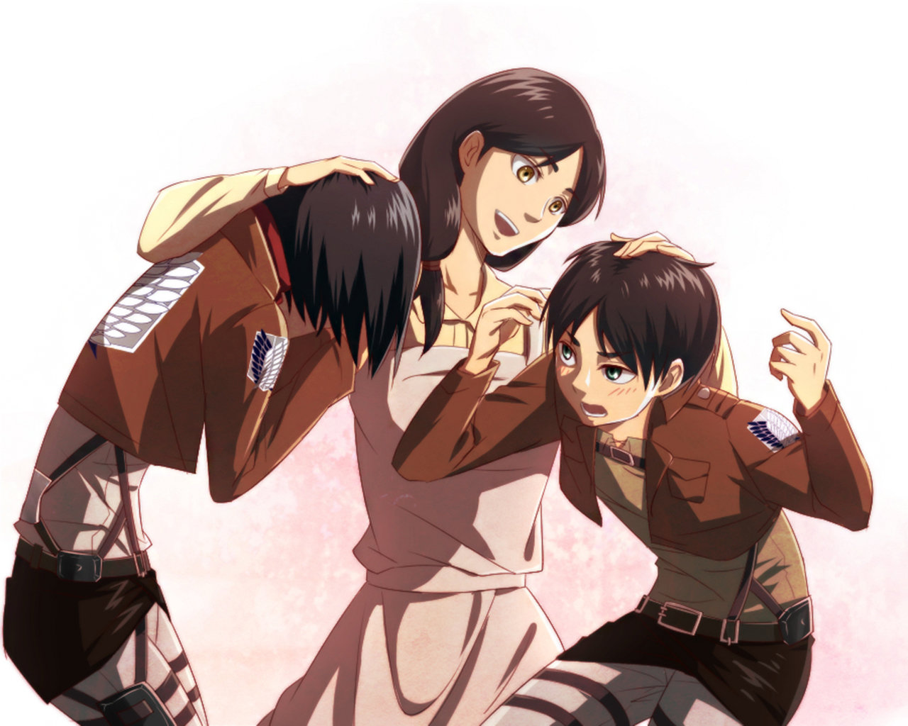 Free download Attack On Titan wallpaper ID:206099 hd 1280x1024 for computer