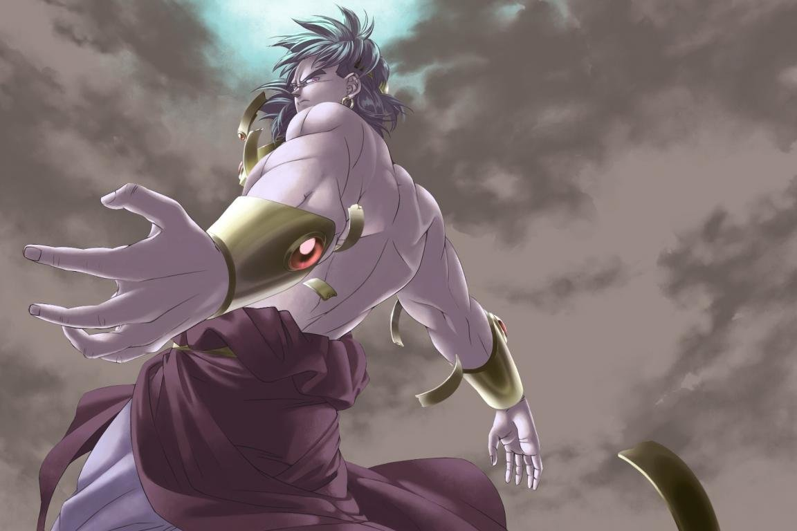 Free download Broly (Dragon Ball) wallpaper ID:462387 hd 1152x768 for desktop