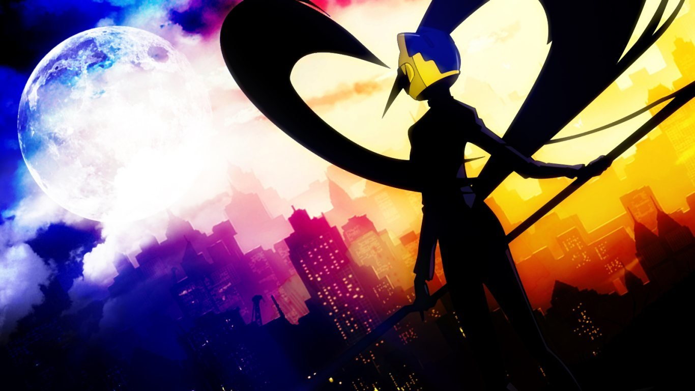 High resolution Celty Sturluson 1366x768 laptop wallpaper ID:321322 for computer