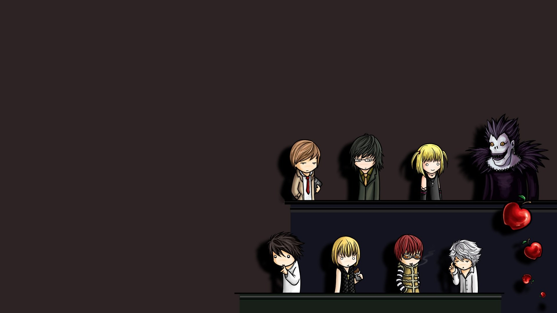 Awesome Death Note free wallpaper ID:402651 for full hd 1080p PC