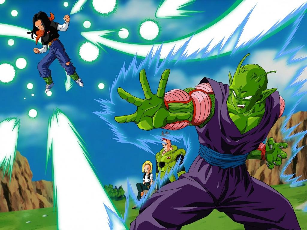 Free Dragon Ball Z (DBZ) high quality wallpaper ID:462300 for hd 1024x768 PC