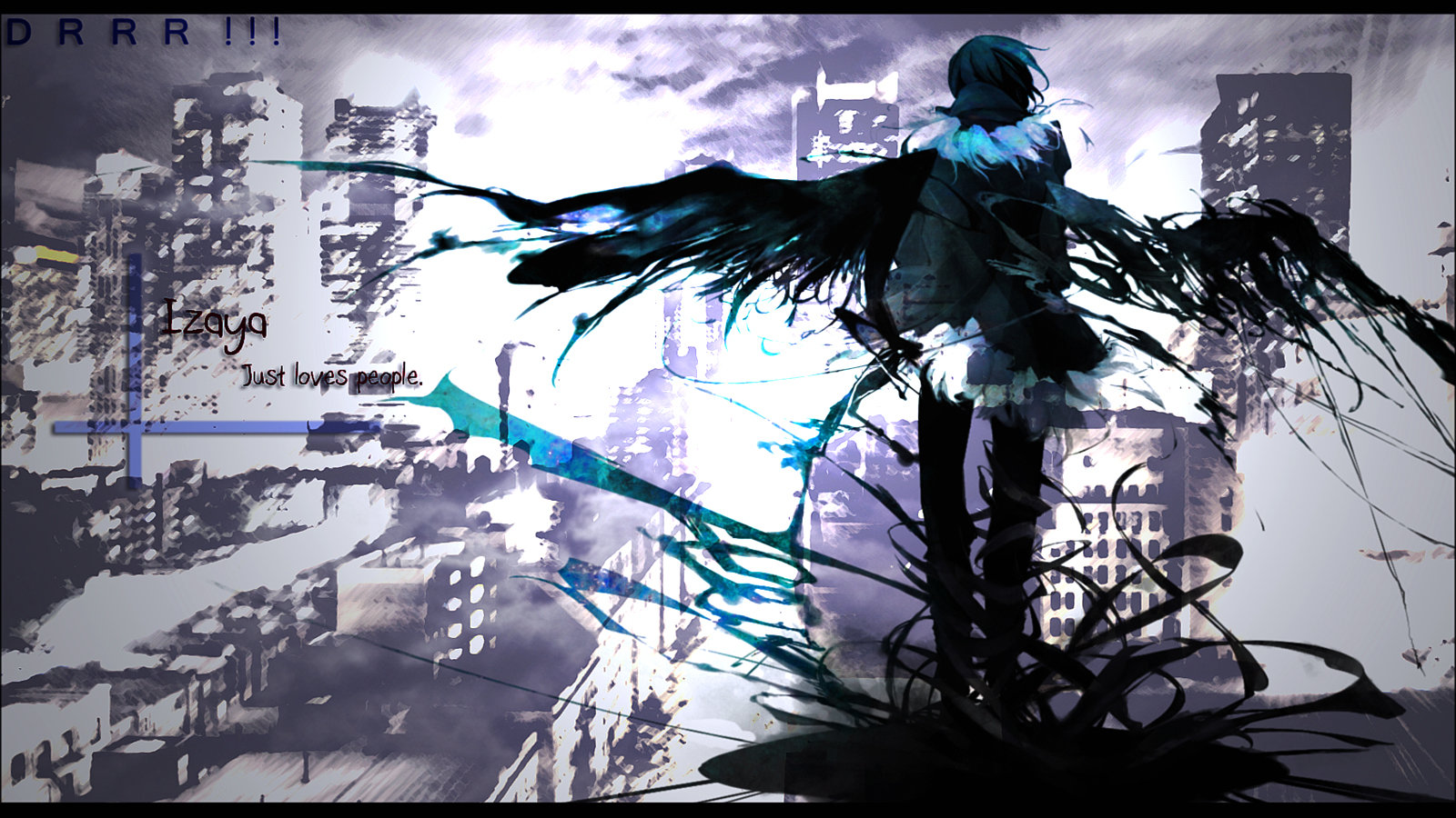 Free Durarara high quality background ID:321285 for hd 1600x900 PC