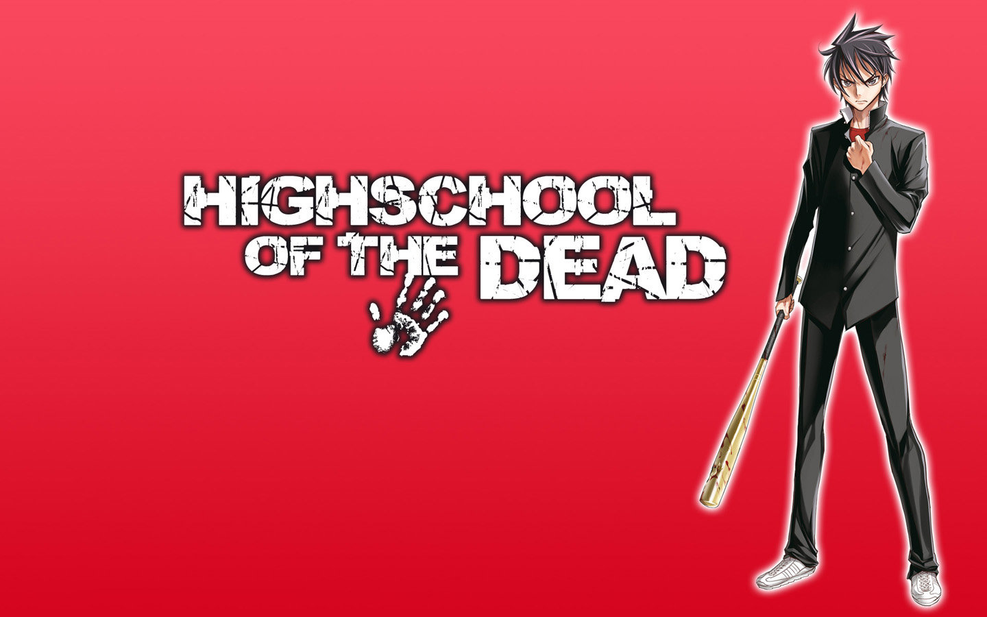 High resolution Highschool Of The Dead hd 1440x900 background ID:447700 for PC