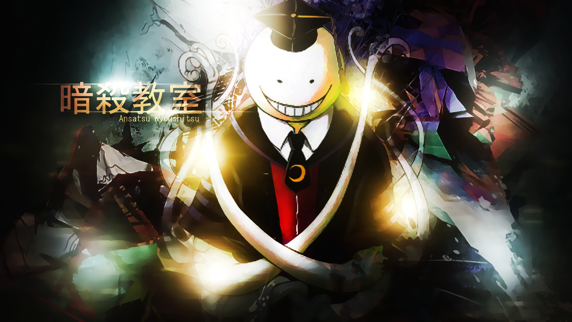 Download full hd 1080p Koro-sensei PC wallpaper ID:275155 for free