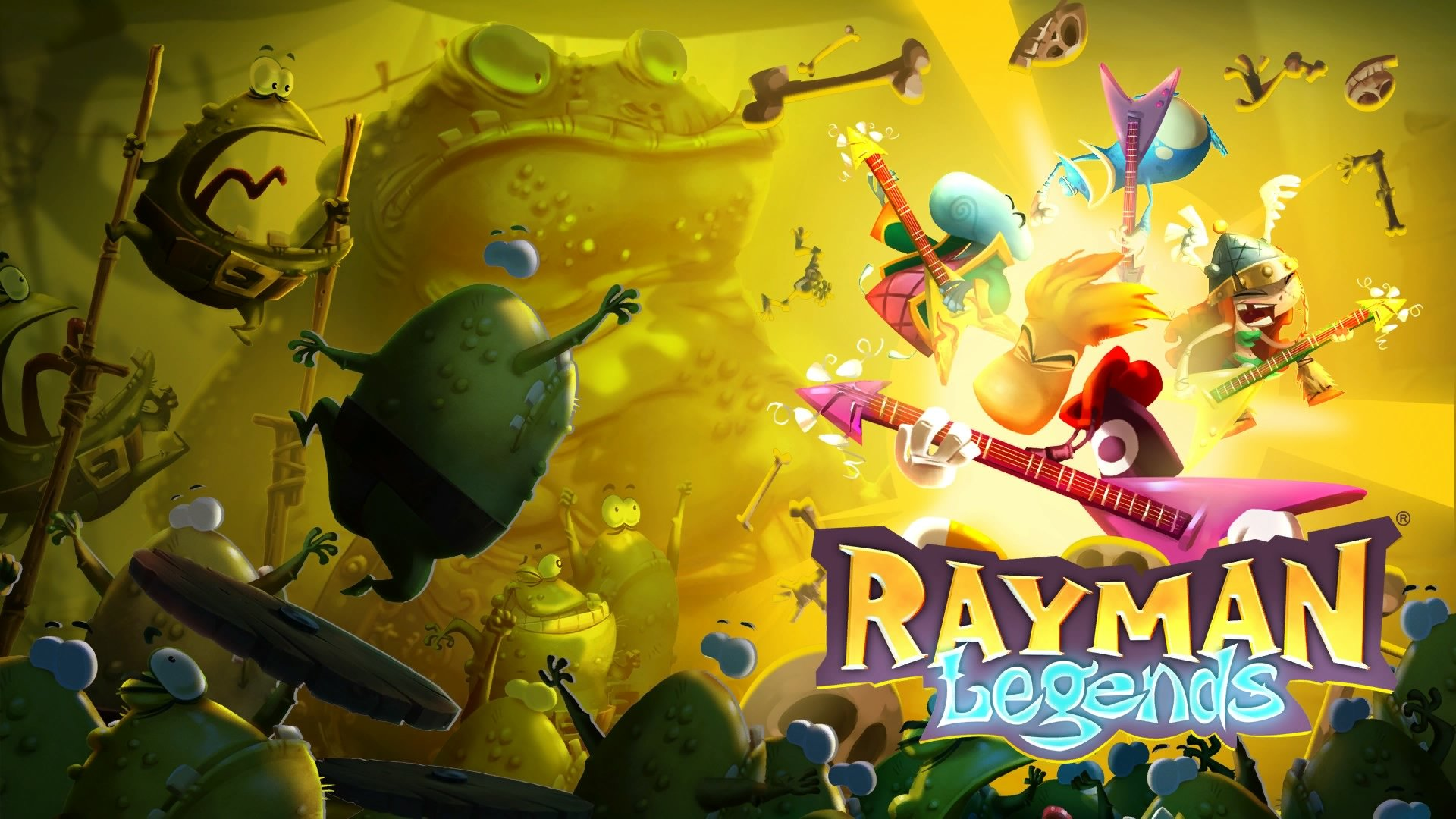 Awesome Rayman Legends free background ID:26537 for full hd computer