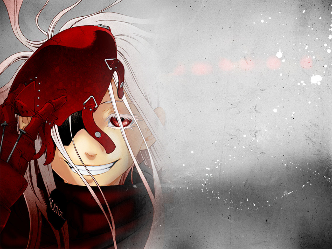 Awesome Shiro (Deadman Wonderland) free background ID:192058 for hd 1280x960 desktop
