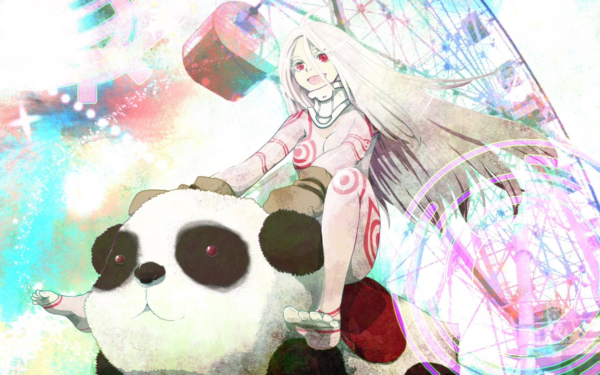 Free download Shiro (Deadman Wonderland) background ID:192063 hd 1920x1200 for PC