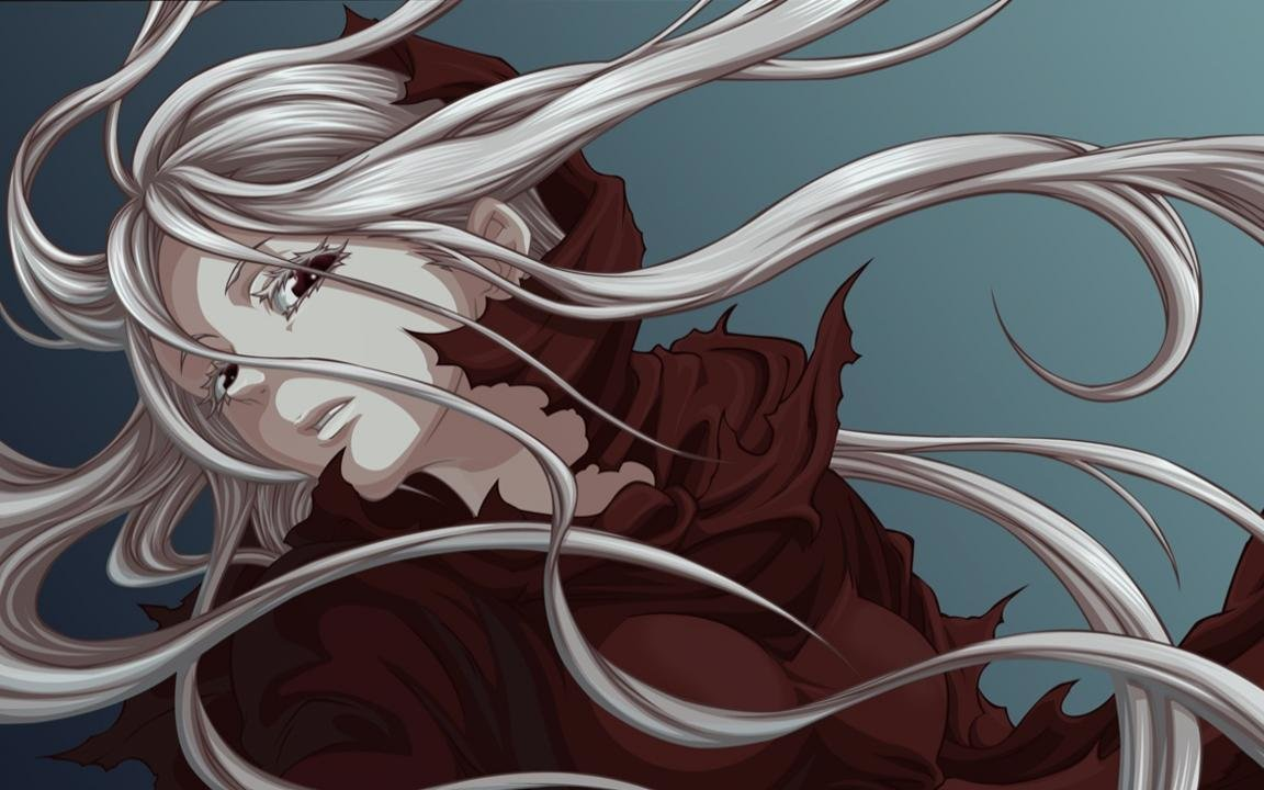 Awesome Shiro (Deadman Wonderland) free wallpaper ID:192097 for hd 1152x720 desktop