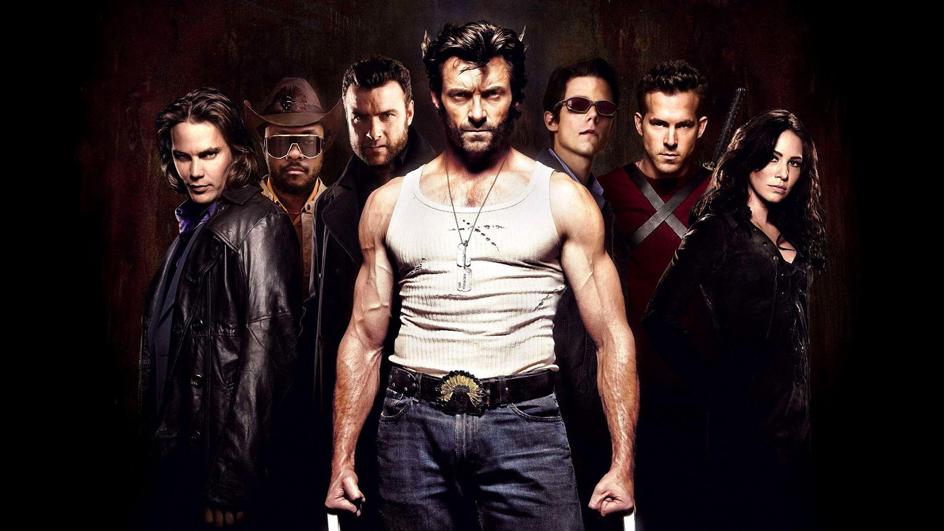Download Hd 1080p X Men Origins Wolverine PC Background ID165789 For Free