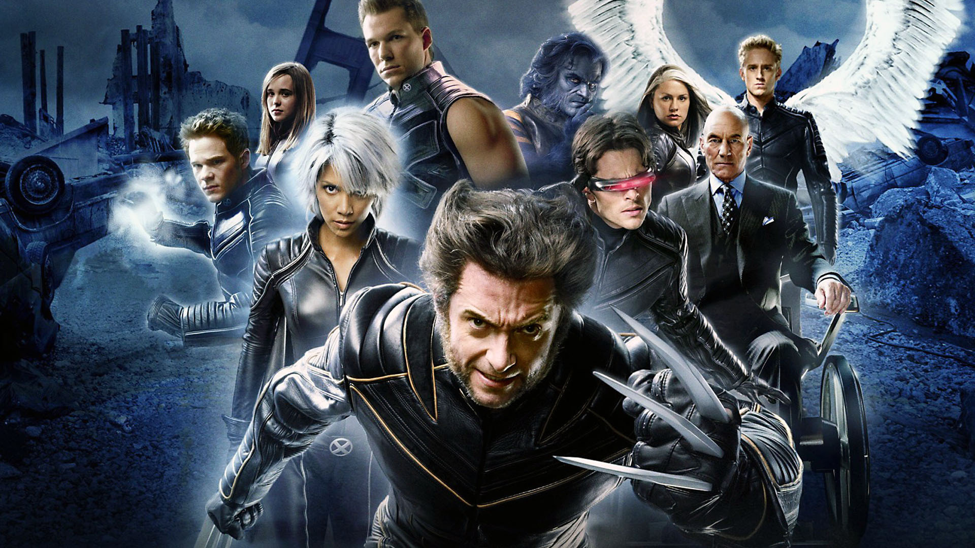 X men the last stand wallpapers in jpg format for free download.