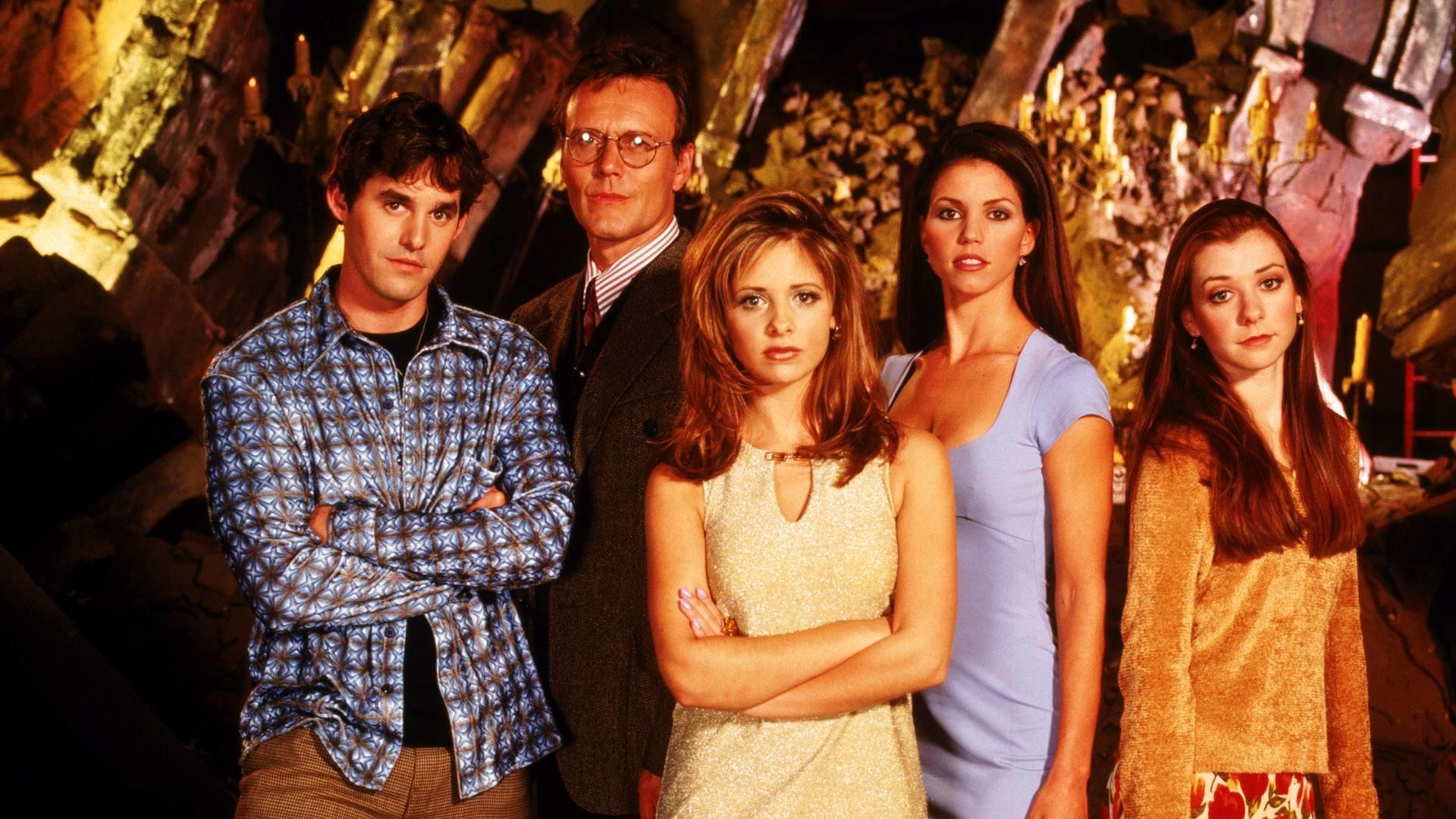 Buffy The Vampire Slayer Tv Show Wallpapers 1920x1080 Full Hd