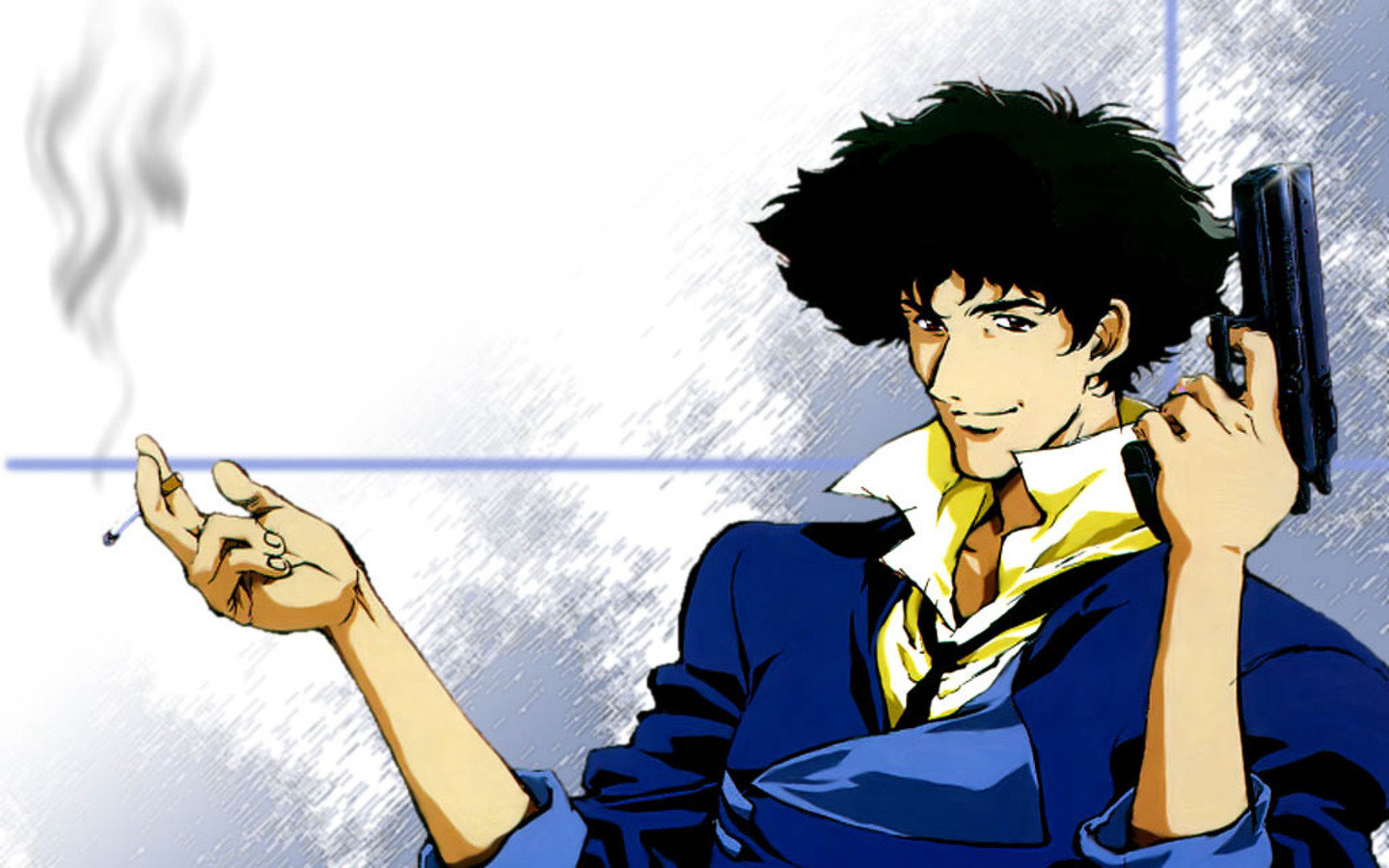 Awesome Cowboy Bebop free background ID:54144 for hd 1440x900 desktop