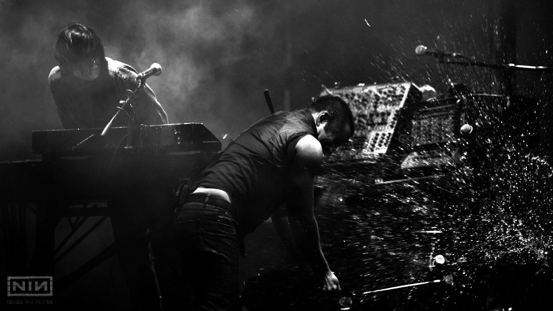 High Resolution Nine Inch Nails Hd 1080p Background Id 340357 For