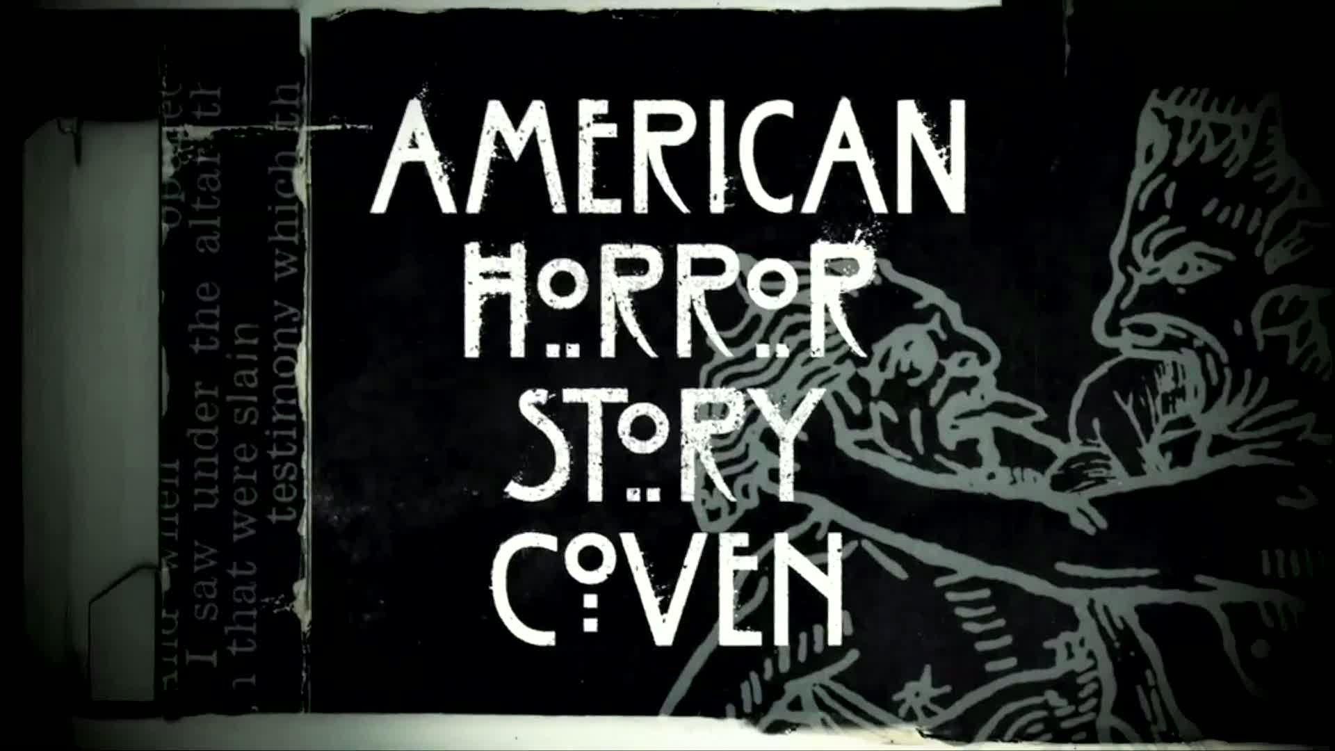 American horror story coven wallpapers hd for desktop - Ahs wallpaper ...