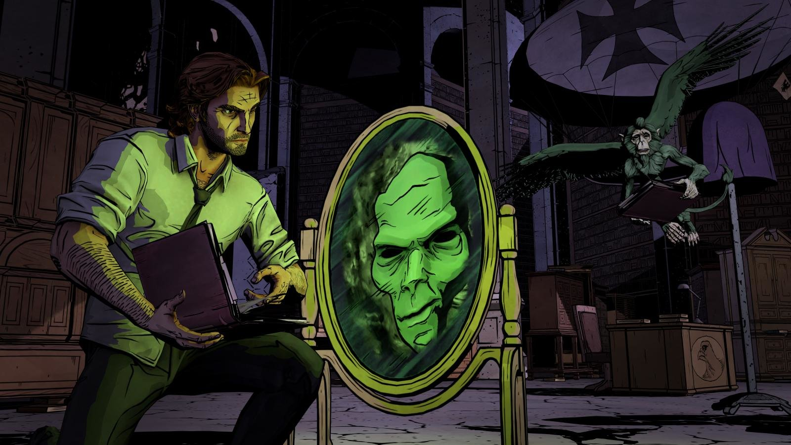 High Resolution The Wolf Among Us Hd 1600x900 Wallpaper ID281691 For Desktop
