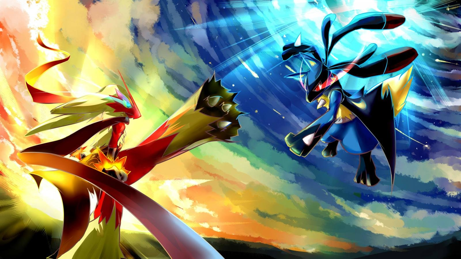 Free Download Blaziken Pokemon Background ID278521 Hd 1600x900 For PC