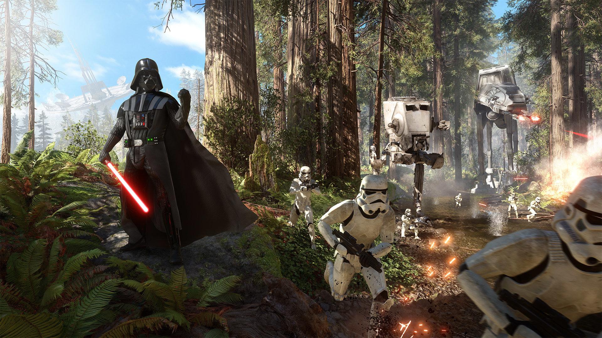 Download Hd 1080p Star Wars Battlefront Desktop Wallpaper Id 162434 For Free