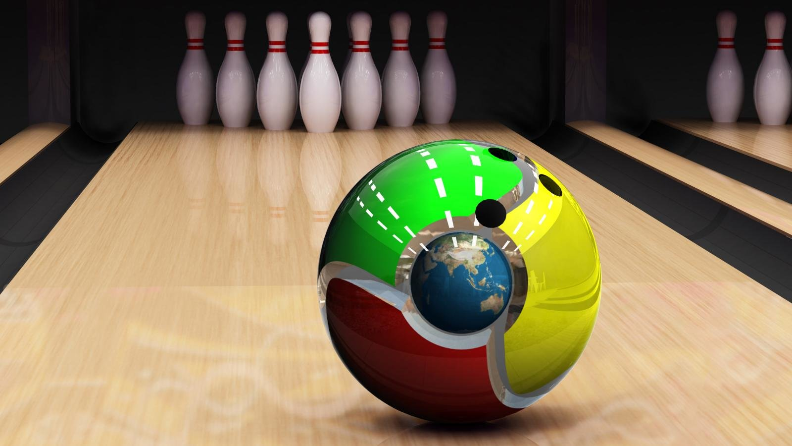 Download hd 1600x900 Bowling computer wallpaper ID:247059 for free