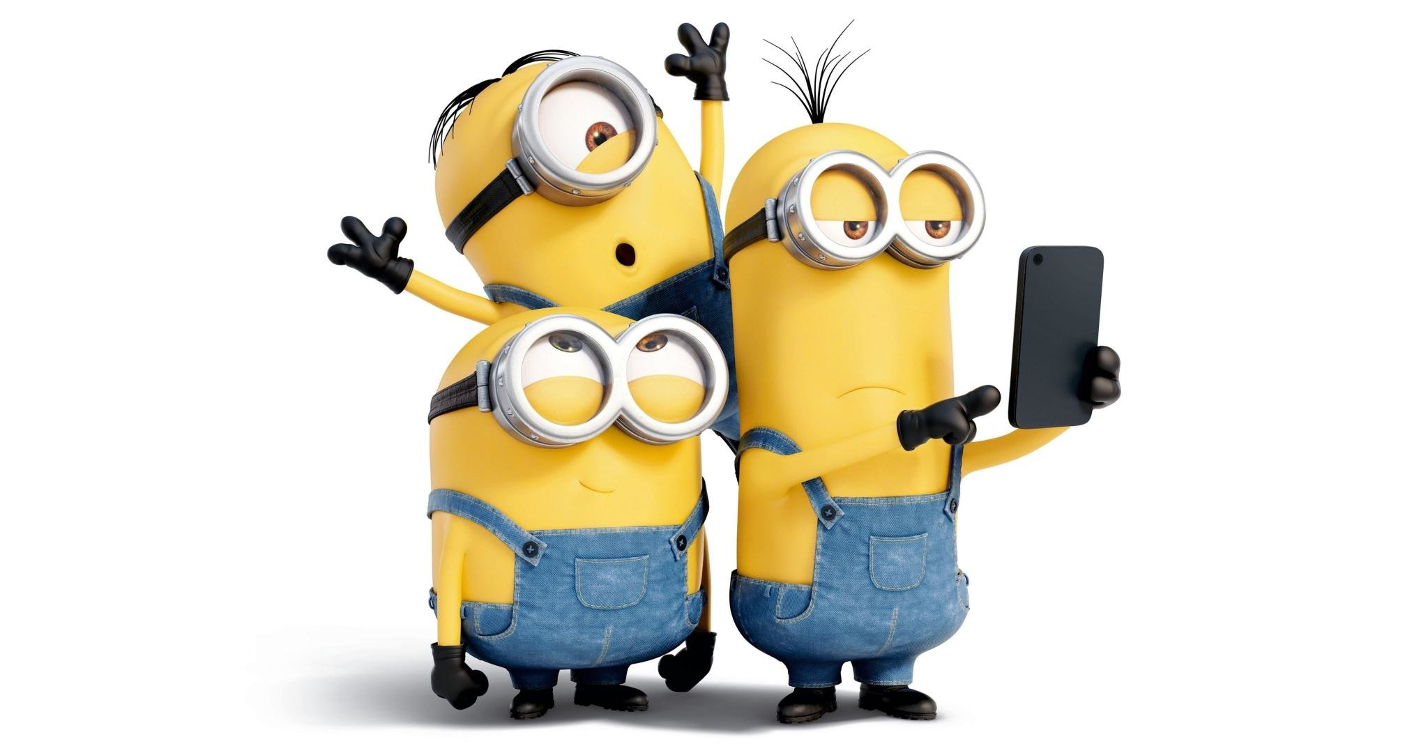 Free download Minions background ID:70231 hd 2048x1080 for computer
