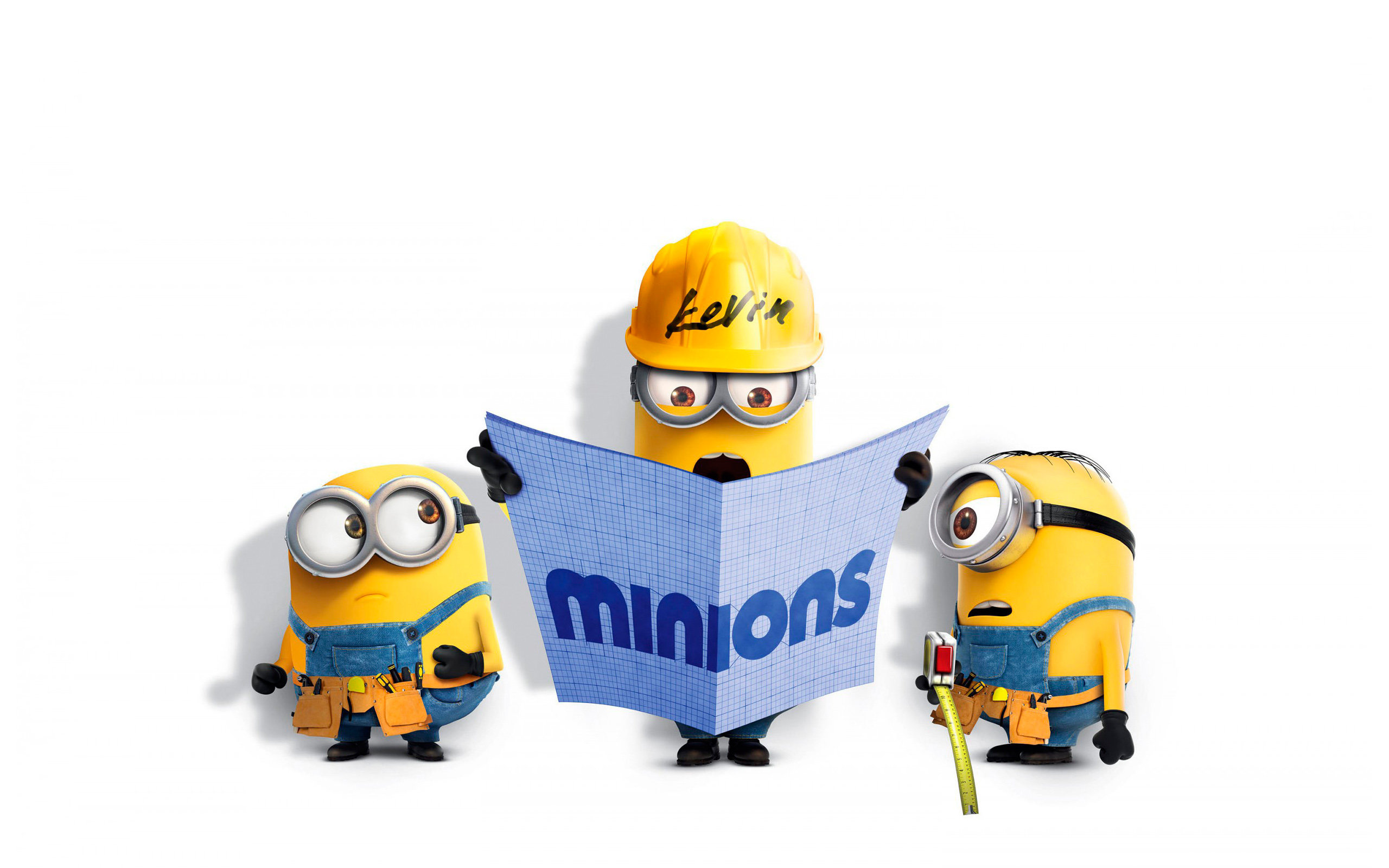 High resolution Minions hd 2560x1600 wallpaper ID:70252 for desktop