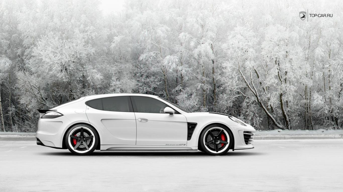 Awesome Porsche Panamera free wallpaper ID:27812 for laptop computer
