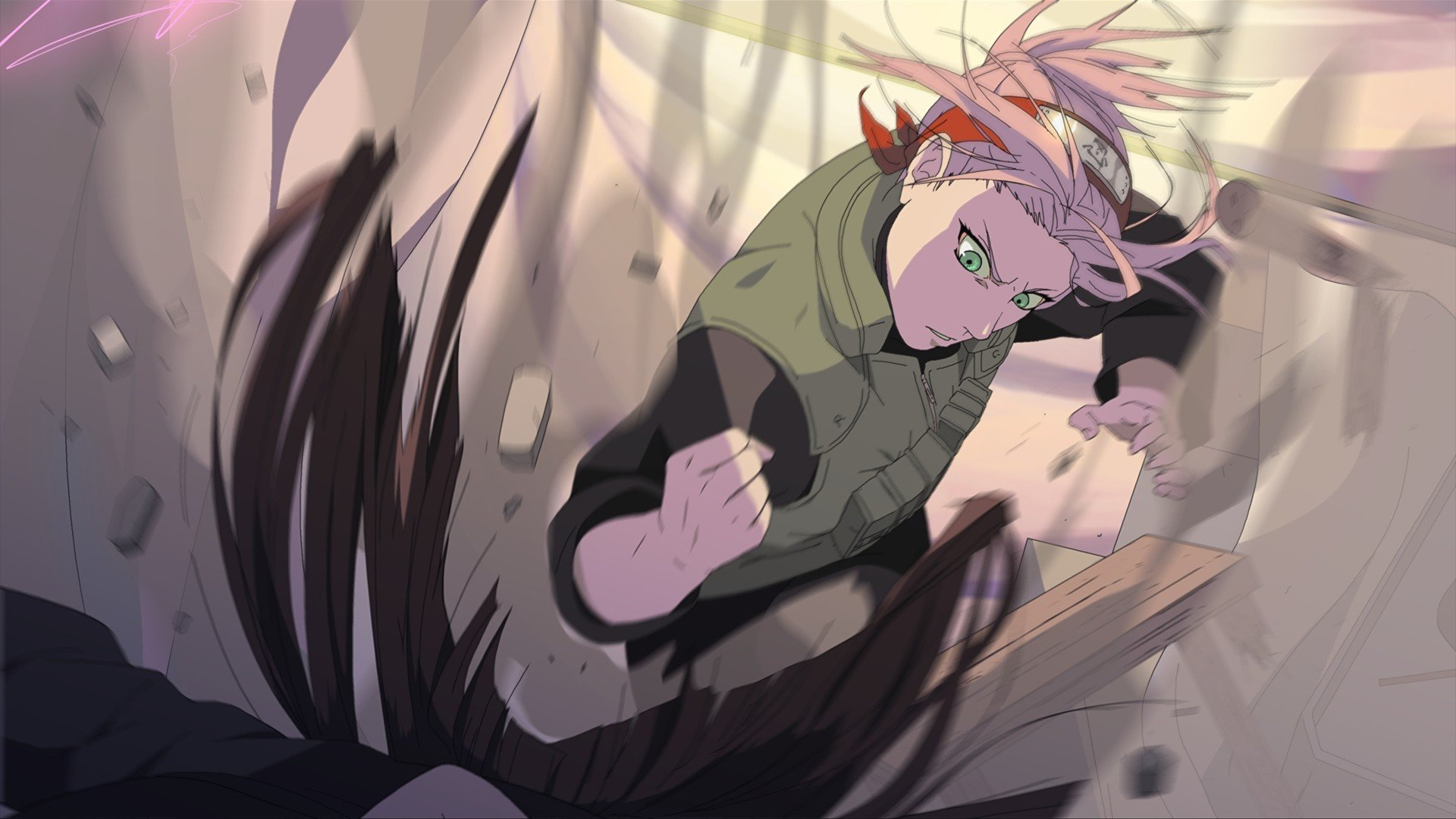 Free download Sakura Haruno wallpaper ID:395480 full hd 1080p for PC