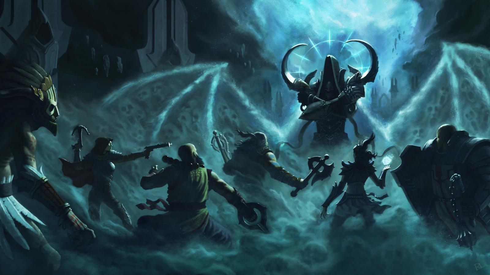 High Resolution Diablo 3 Reaper Of Souls Hd 1600x900
